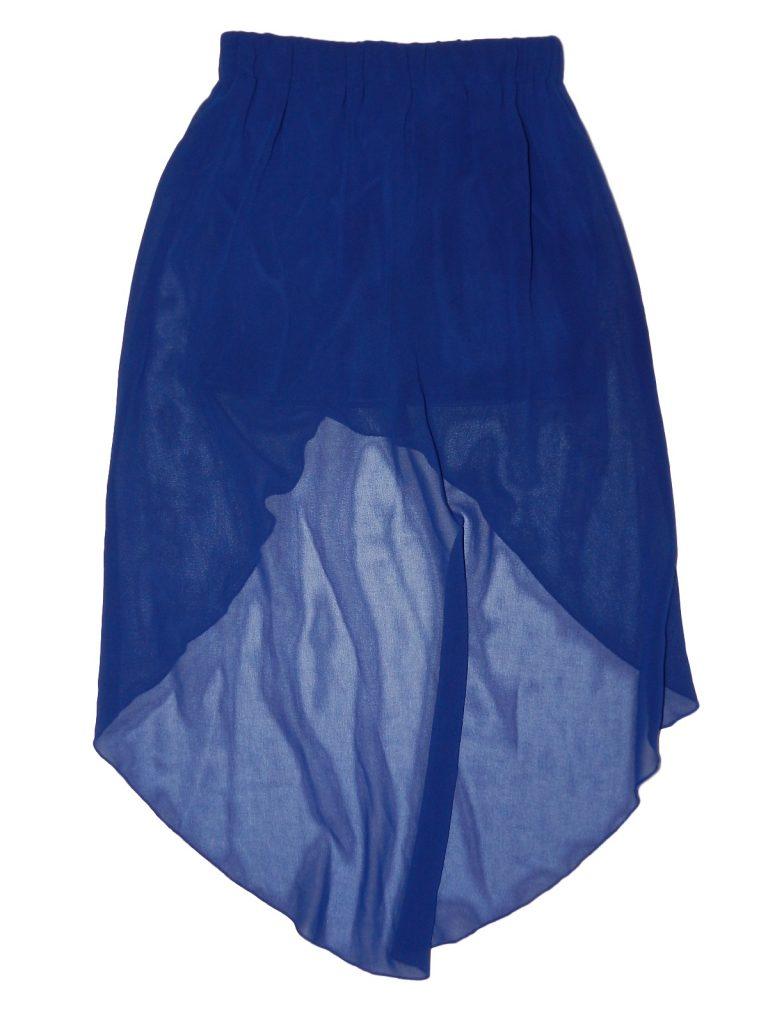 Újszerű New Look Kék, extra szoknya (134)