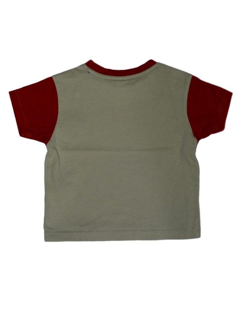 Hibátlan Adams Bordó póló (80-86)
