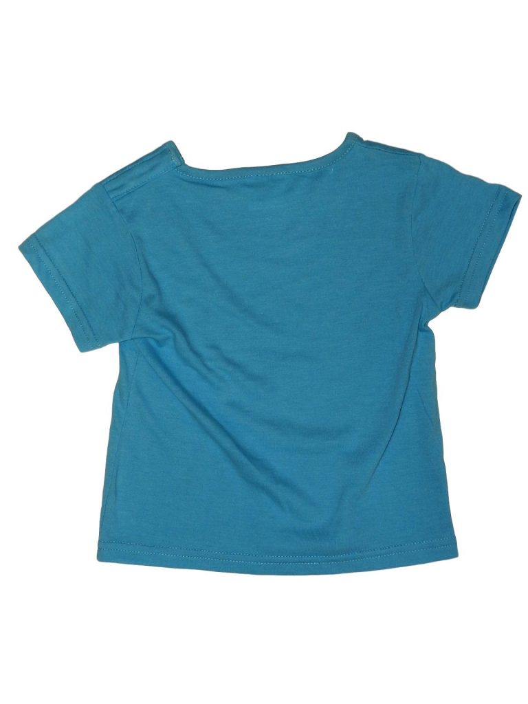 Újszerű Egyéb márka Kék póló (74-80)