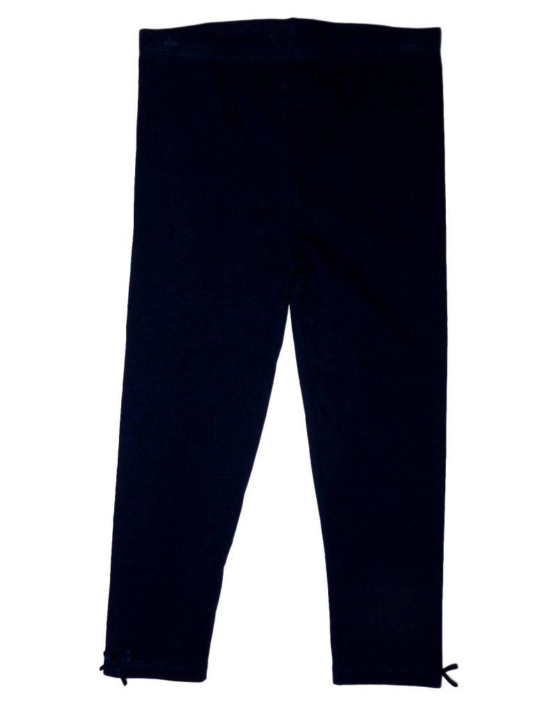 Új / Outlet Egyéb márka Sötétkék leggings (110-116)