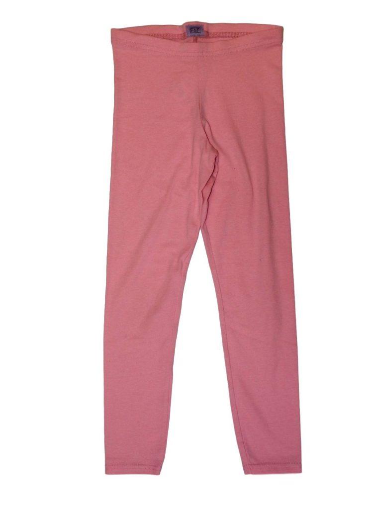 Újszerű F&F Rózsaszín leggings (122-128)