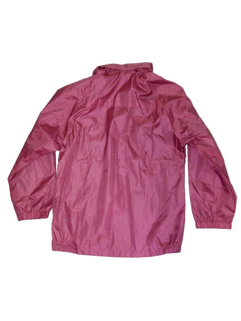 Újszerű Egyéb márka Rózsaszín szélkabát (134-140)