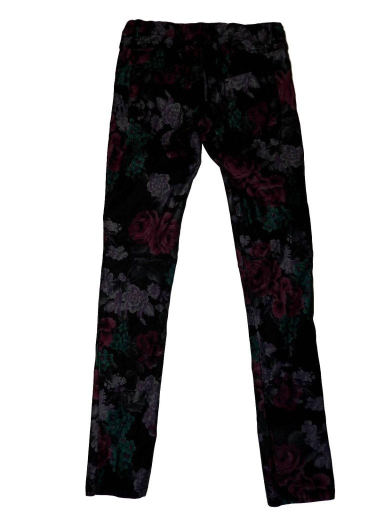Újszerű Egyéb márka Virágmintás hosszúnadrág (152-158)