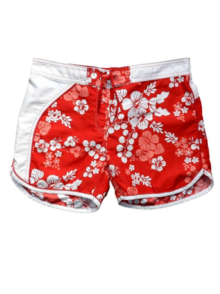 Hibátlan Debenhams Piros-fehér short (176)
