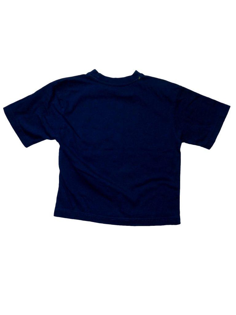 Hibátlan Rebel Kék, feliratos póló (110-116)