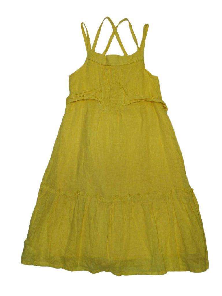 Újszerű Egyéb márka Sárga ruha (122)