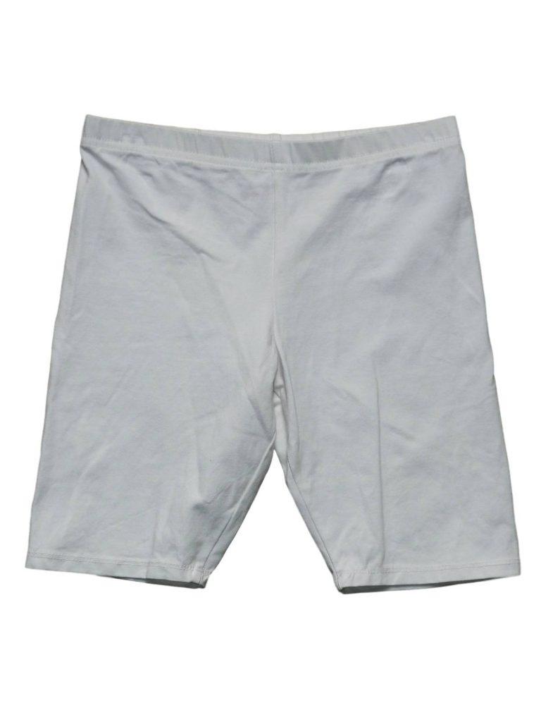 Hibátlan George Fehér rövid leggings (152-158)