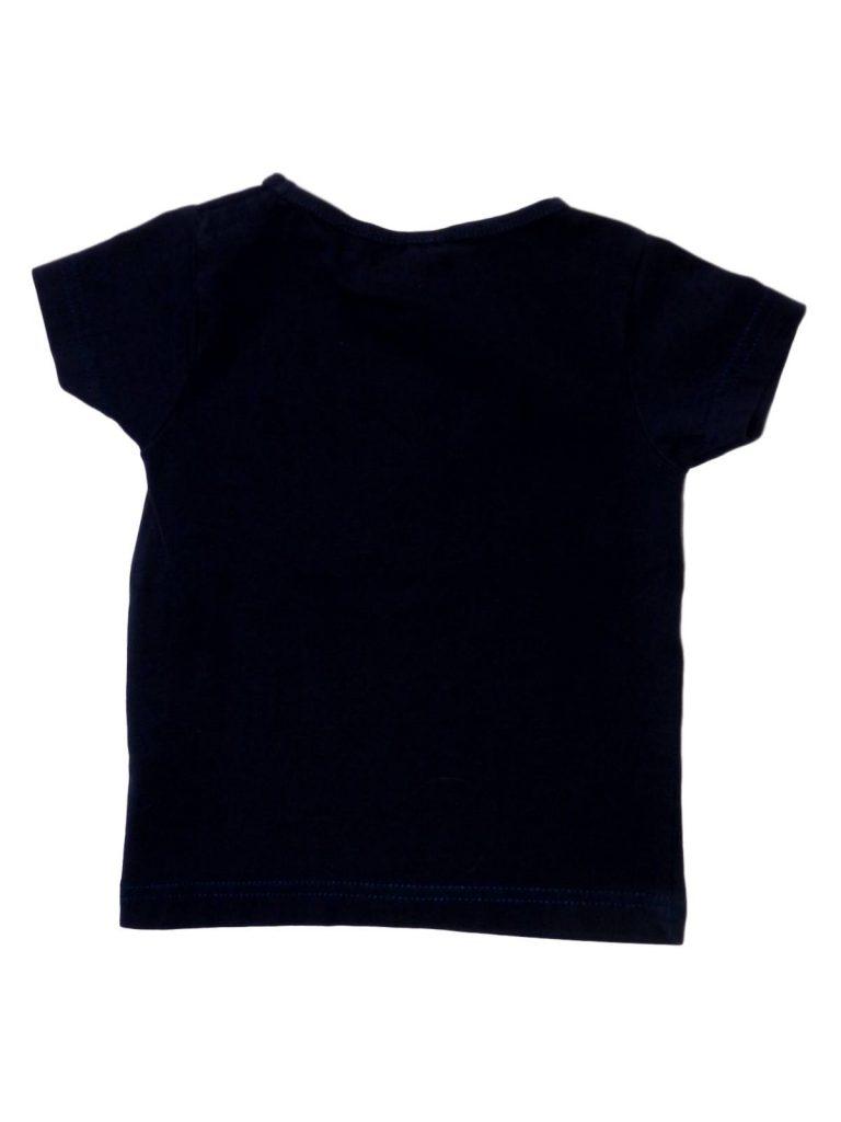 Újszerű Egyéb márka Sötétkék póló (86-92)