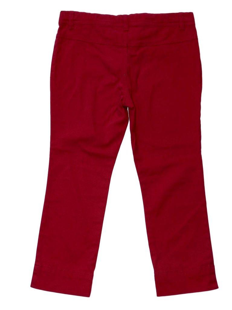 Újszerű Benetton Pink nadrág (146-152)