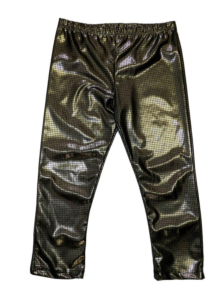 Újszerű Young Dimension Extra csillogó leggings (146-152)