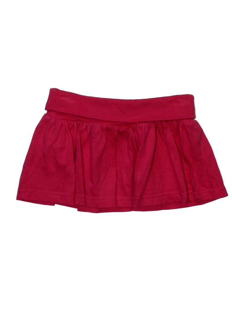 Újszerű Egyéb márka Pink pamut szoknya (86)