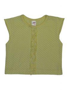 Zöld-fehér csíkos pamut ruha (80-86) d1999d6288