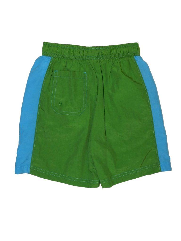 Újszerű George Zöld-kék rövidnadrág (116-122)