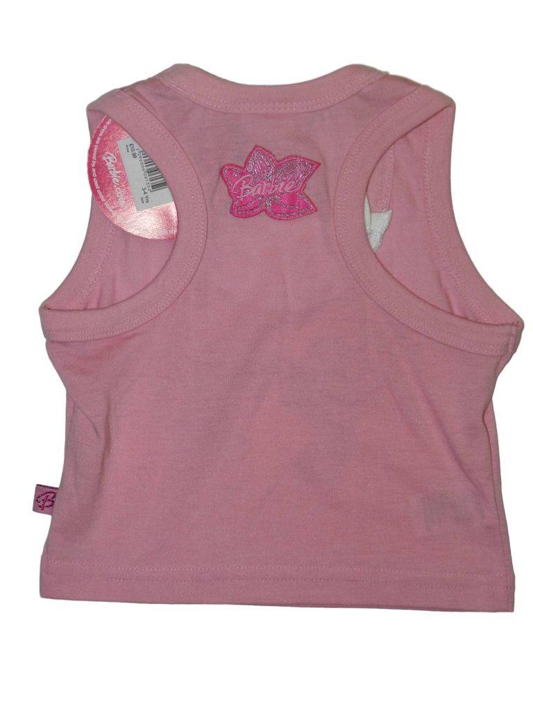Új / Outlet Egyéb márka Barbie rózsaszín felső (98-104)