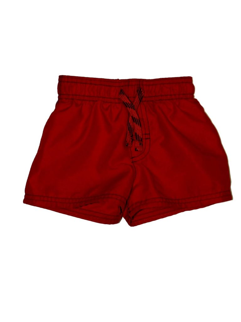 Újszerű George Piros rövidnadrág (80-86)
