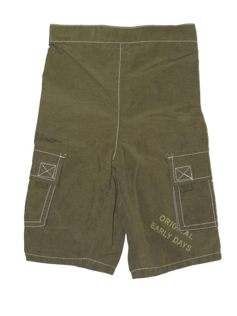 Hibátlan Early Days Zöld, vékony nadrág (62-68)