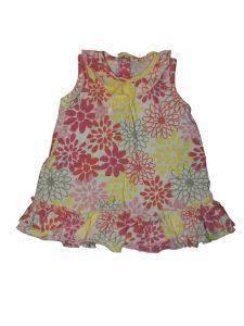 Jó állapotú Egyéb márka Virágmintás ruha (56-62) 2a69a72e20
