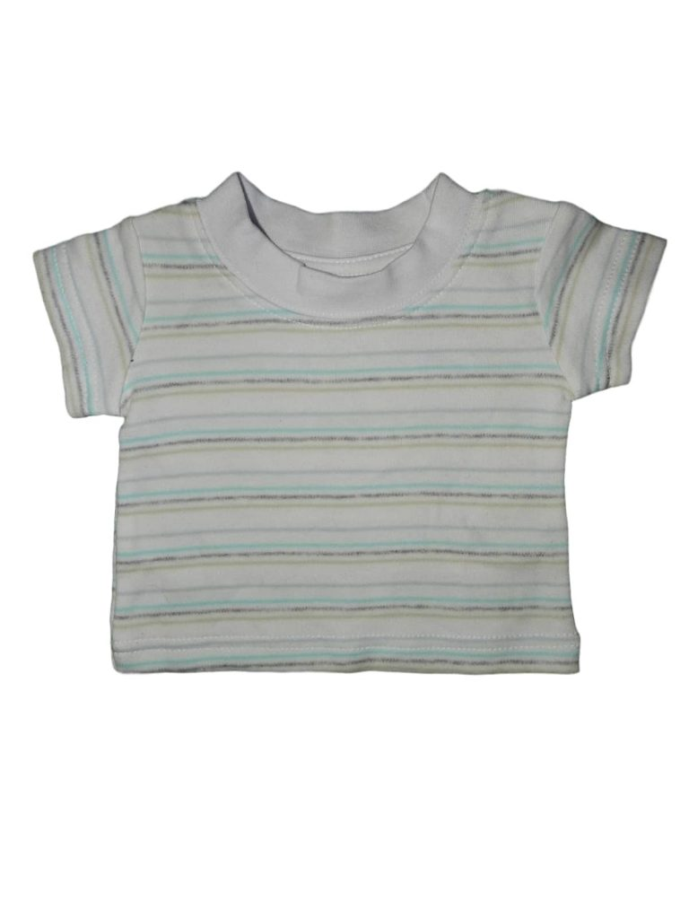 Hibátlan Early Days Csíkos póló (50-56)