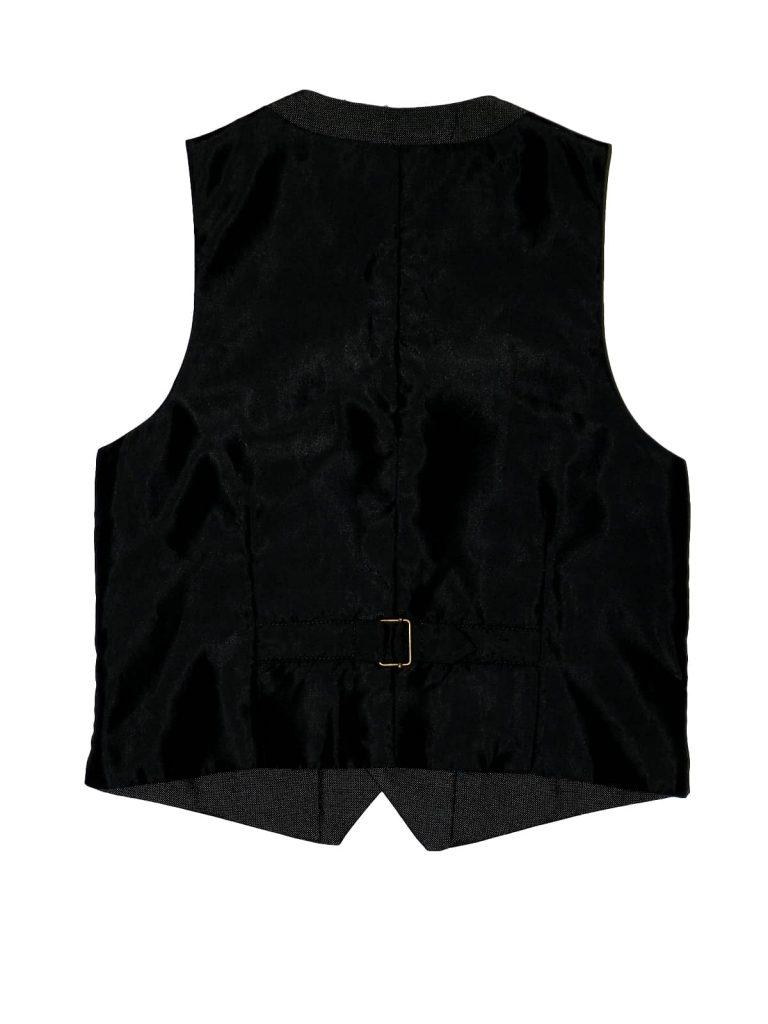 Új / Outlet Egyéb márka Sötétszürke mellény (104)