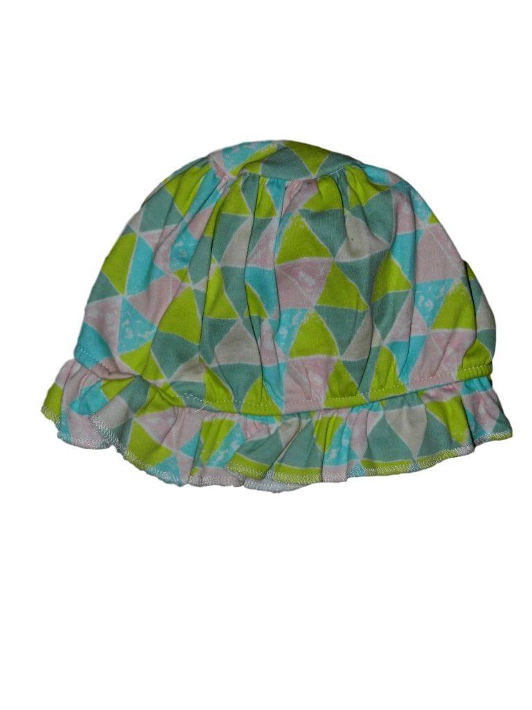 Újszerű Egyéb márka Mintás, színes kalap (56-62)