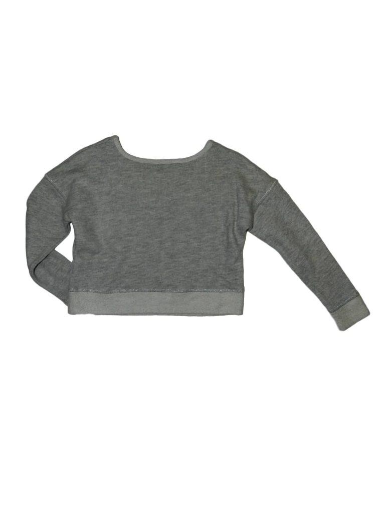 Újszerű George Strasszos, rövid fazonú pulóver (116)