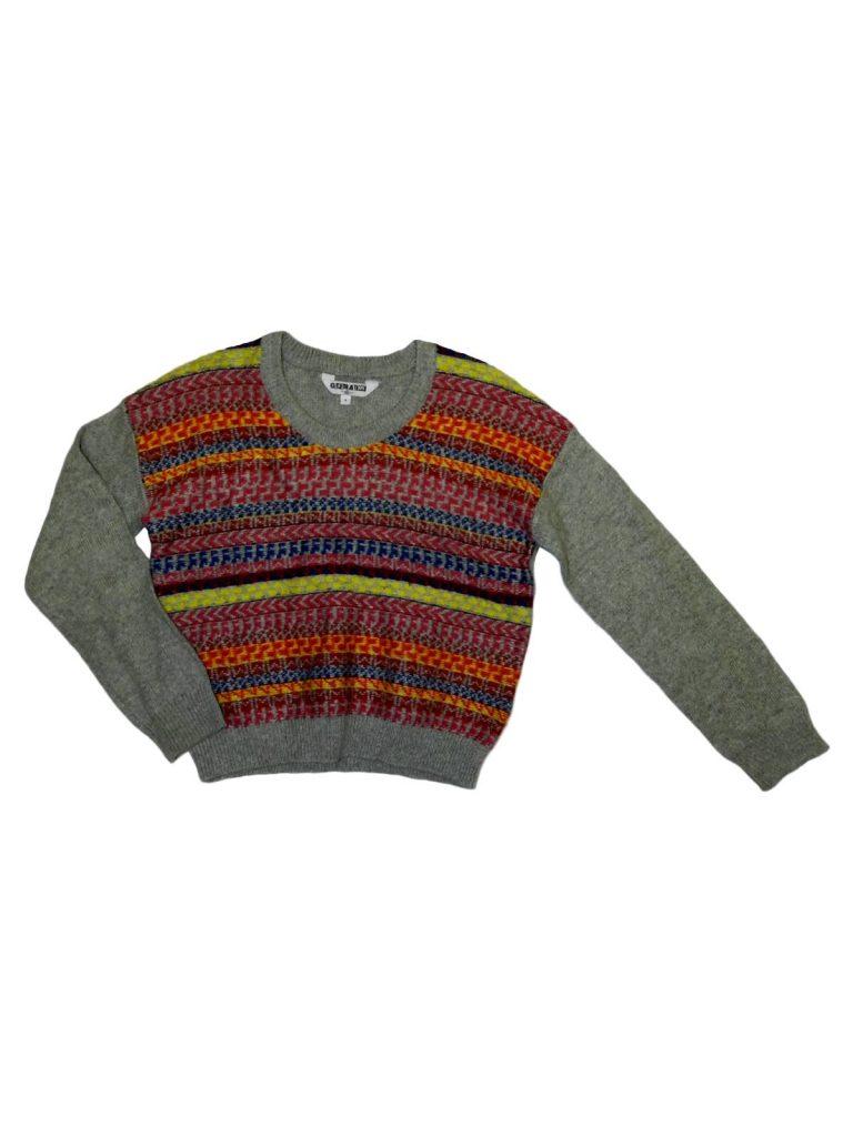 Újszerű New Look Színes, kötött pulcsi (134)