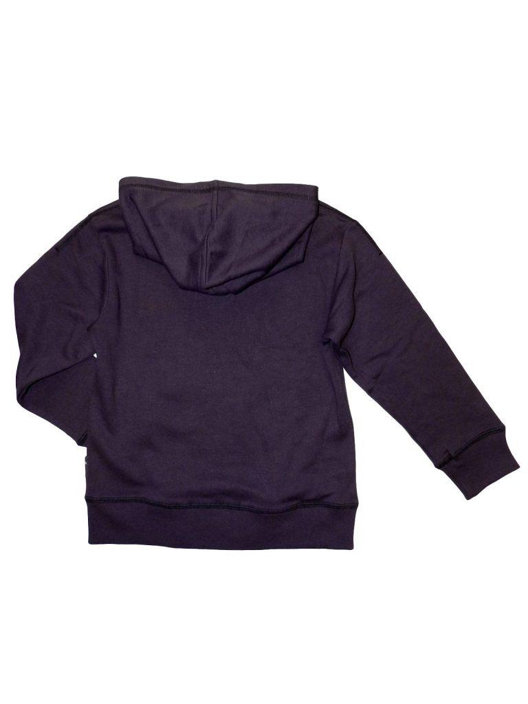 Hibátlan Egyéb márka Simpsons, kapucnis lila pulóver (128)