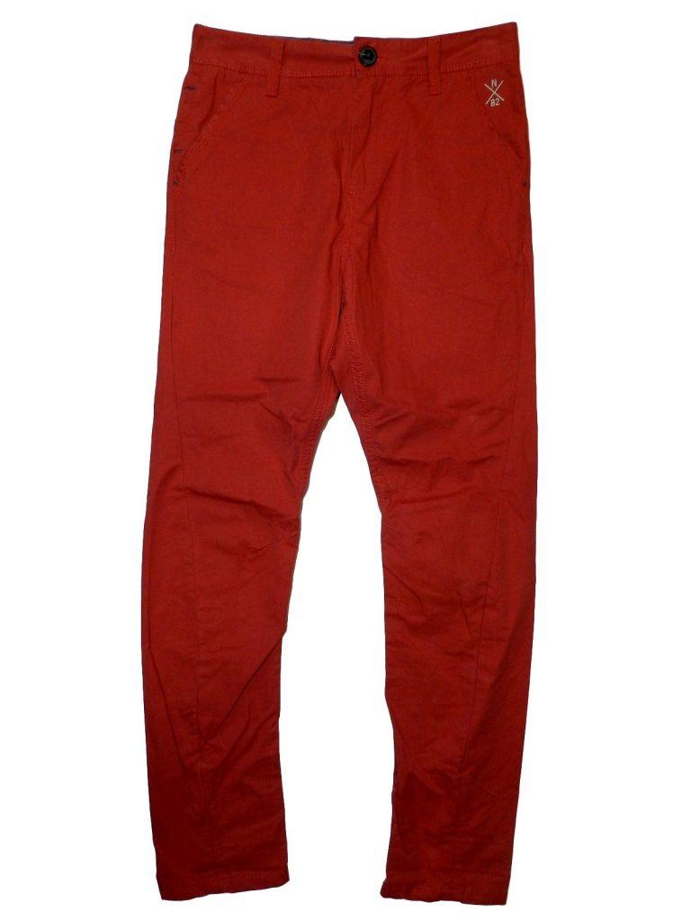 Újszerű Next Téglaszínű nadrág (152)