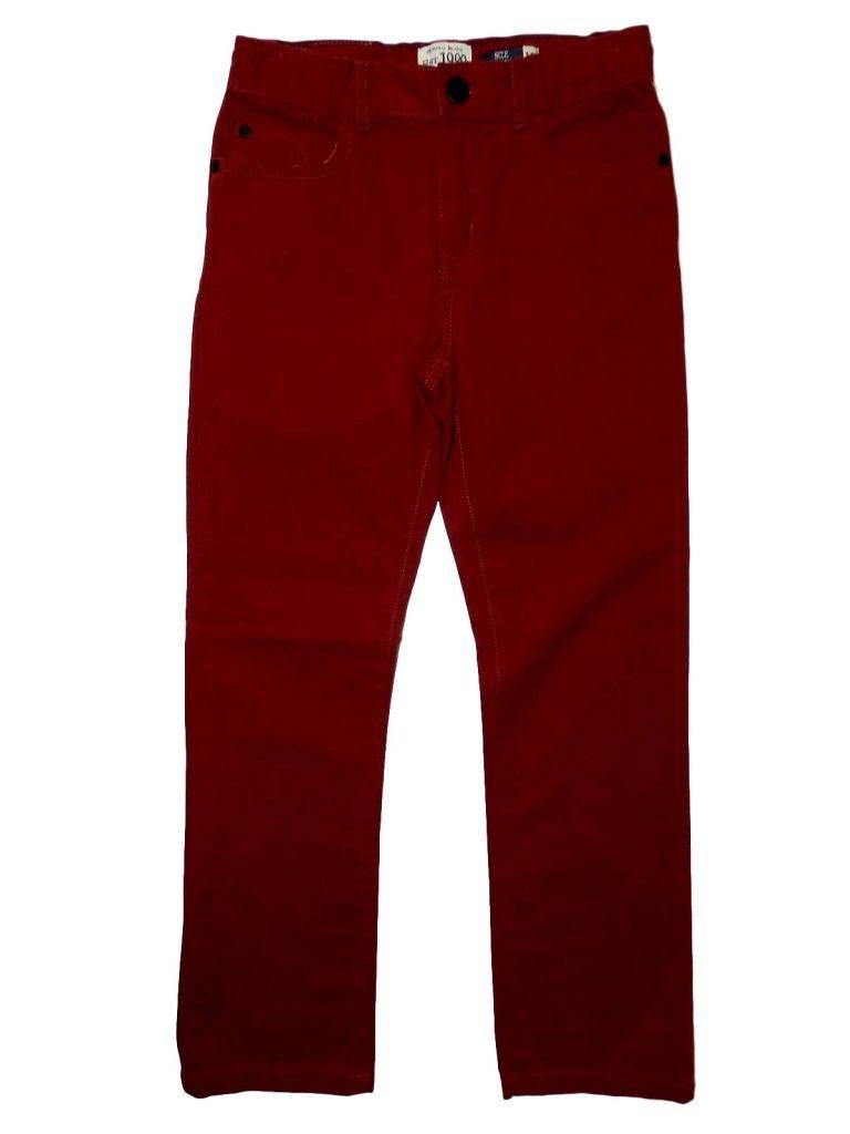 Újszerű Egyéb márka Bordó nadrág (140)