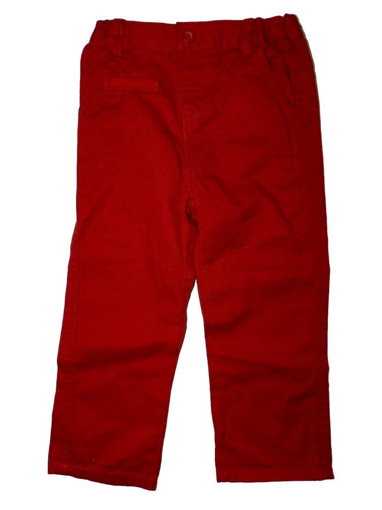 Új / Outlet C&A Piros nadrág (92)