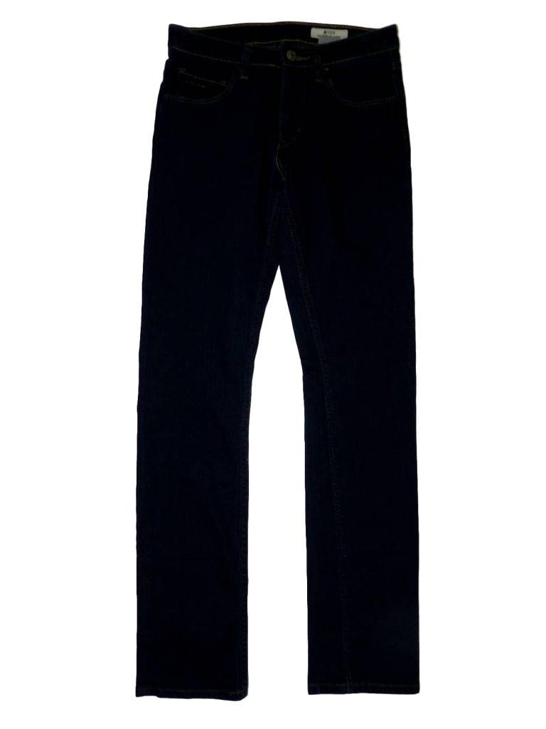 Hibátlan H&M Sötétkék farmernadrág (164)