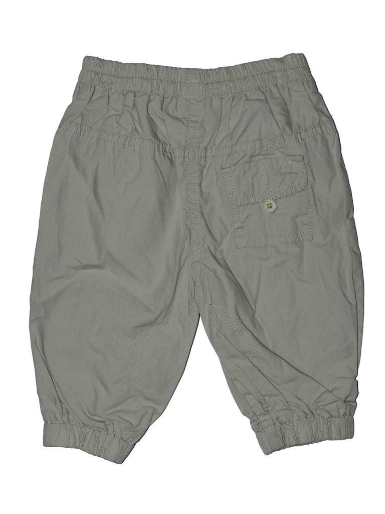 Újszerű Egyéb márka Bézs színű, bélelt pamutnadrág (68)