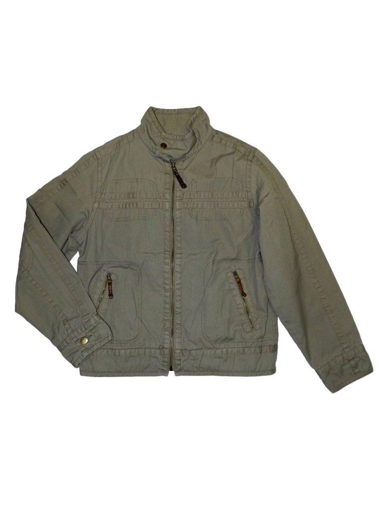 Jó állapotú Egyéb márka Bézs, átmeneti kabát (152)