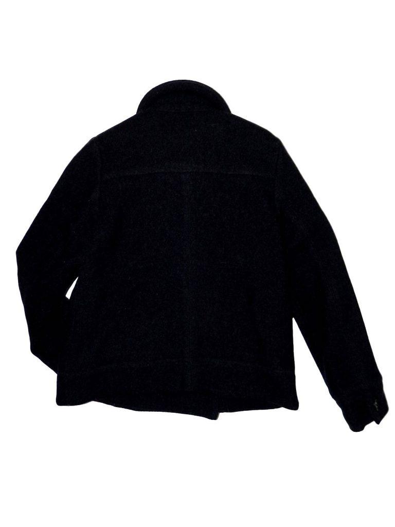 Hibátlan Gap Grafit színű szövet kabát (146-152)