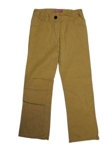 15fd2a811e Hibátlan Egyéb márka Barna, hímzett nadrág (116)