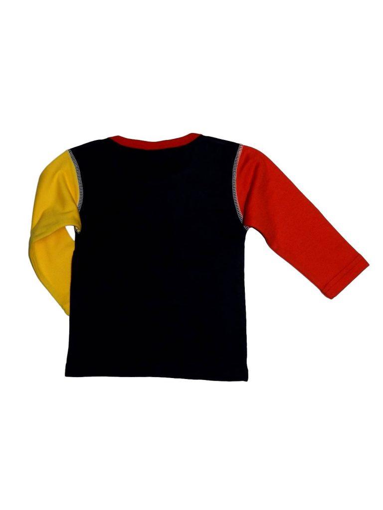 Új / Outlet Egyéb márka Kalóz mintás hosszú ujjú felső (74-80)