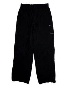 1d1b062823 Újszerű Decathlon Fekete szabadidő nadrág (152)