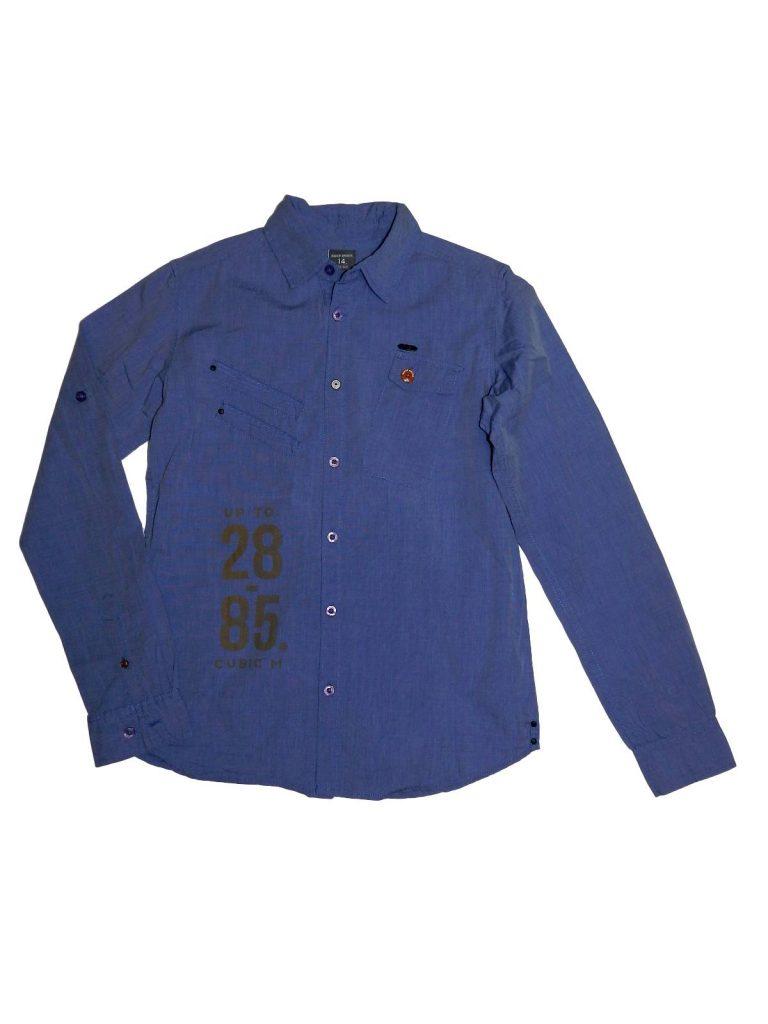 Újszerű Egyéb márka Kék, hosszú ujjú ing (158-164)