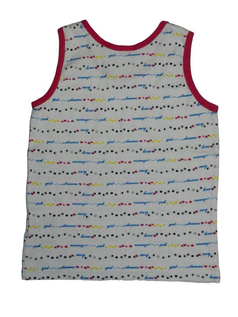 Jó állapotú Egyéb márka Feliratos trikó (122-128)