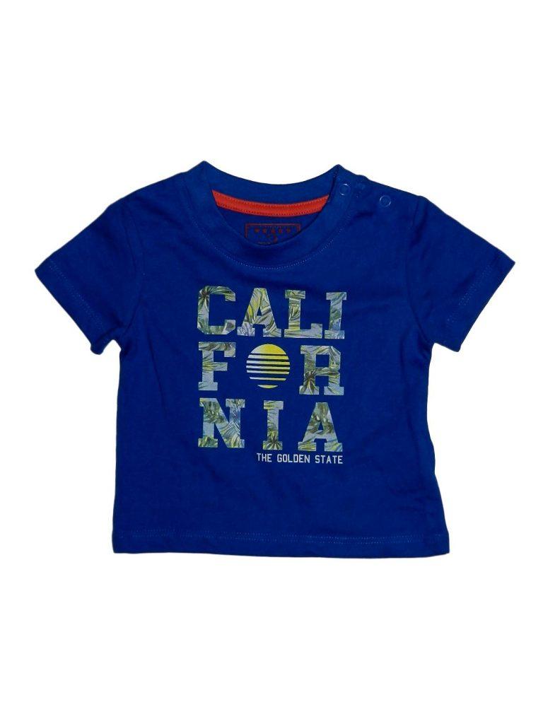 Új / Outlet Early Days Kalifornia feliratos póló (68)