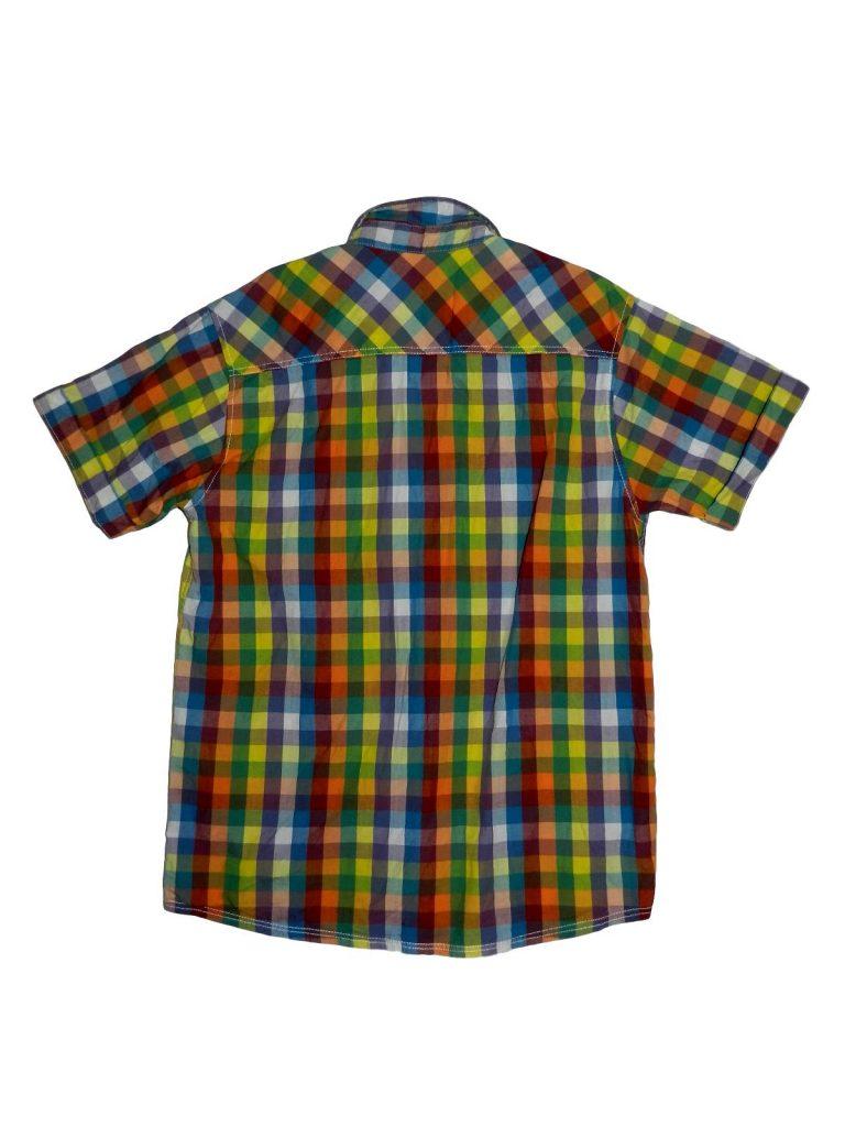 Újszerű Next Színes kockás ing (152)