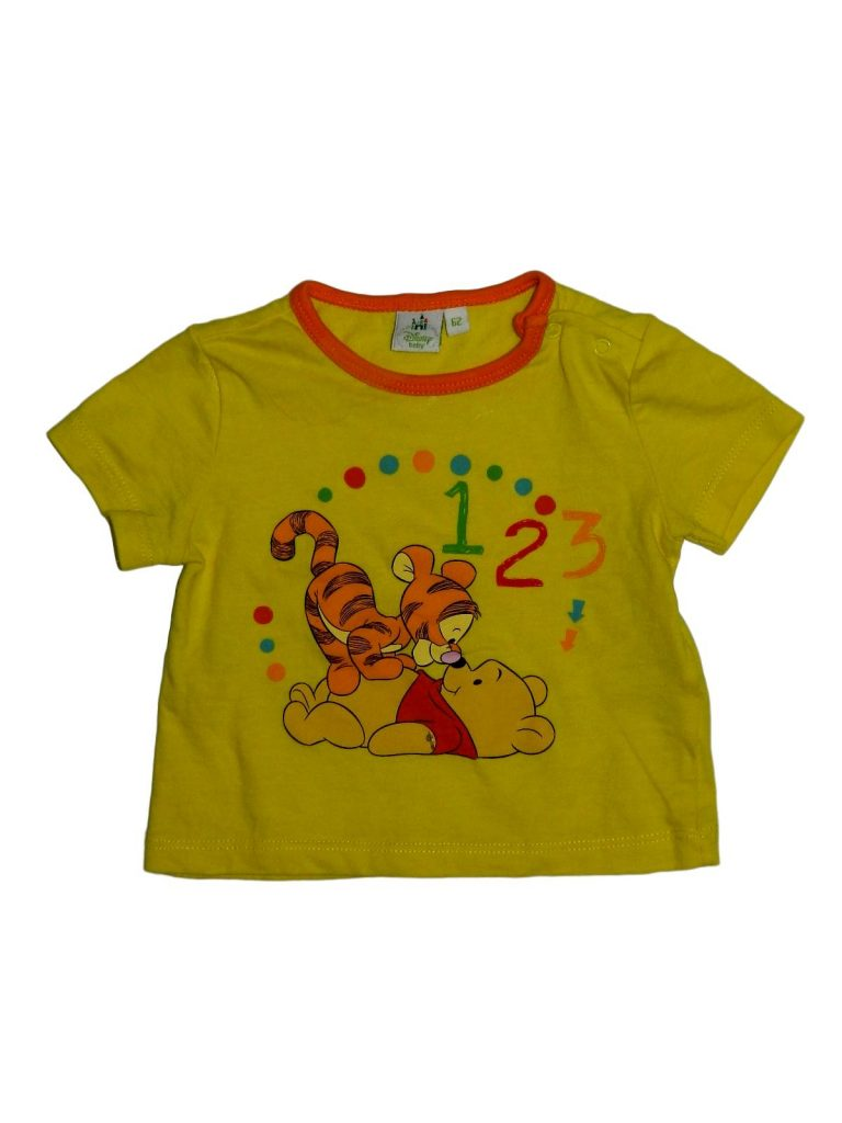 Újszerű Disney Micimackós, tigrises póló (62)