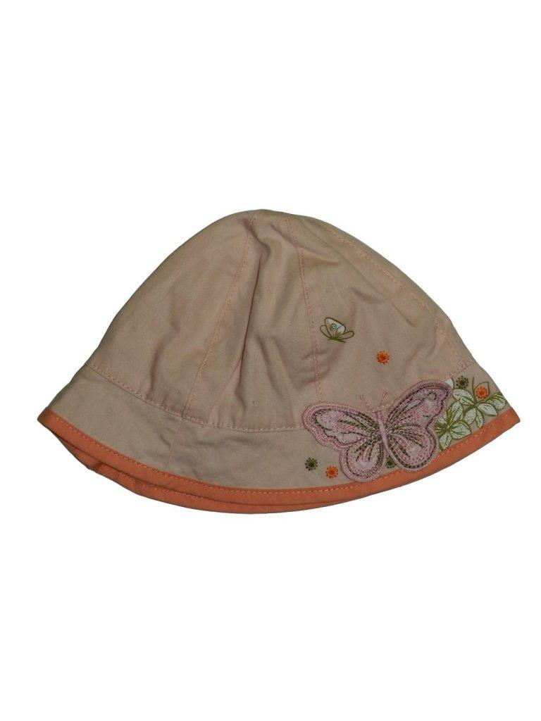 Újszerű Next Pillangós kalap (56-62)