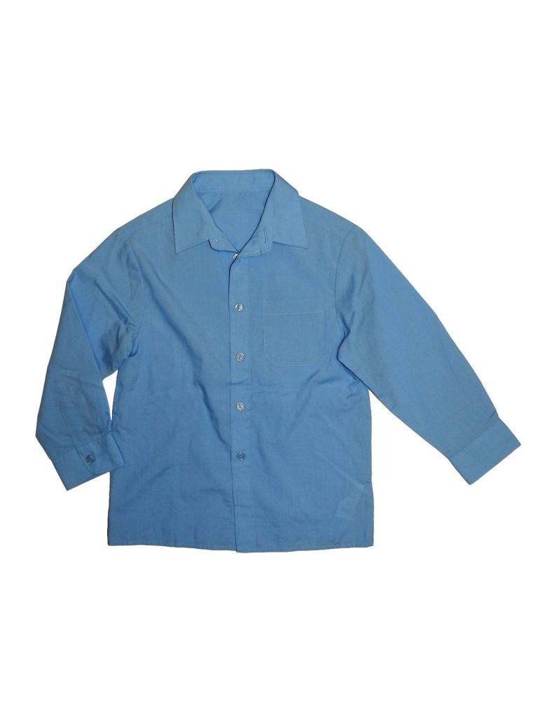 Újszerű Egyéb márka Világoskék ing (116-122)