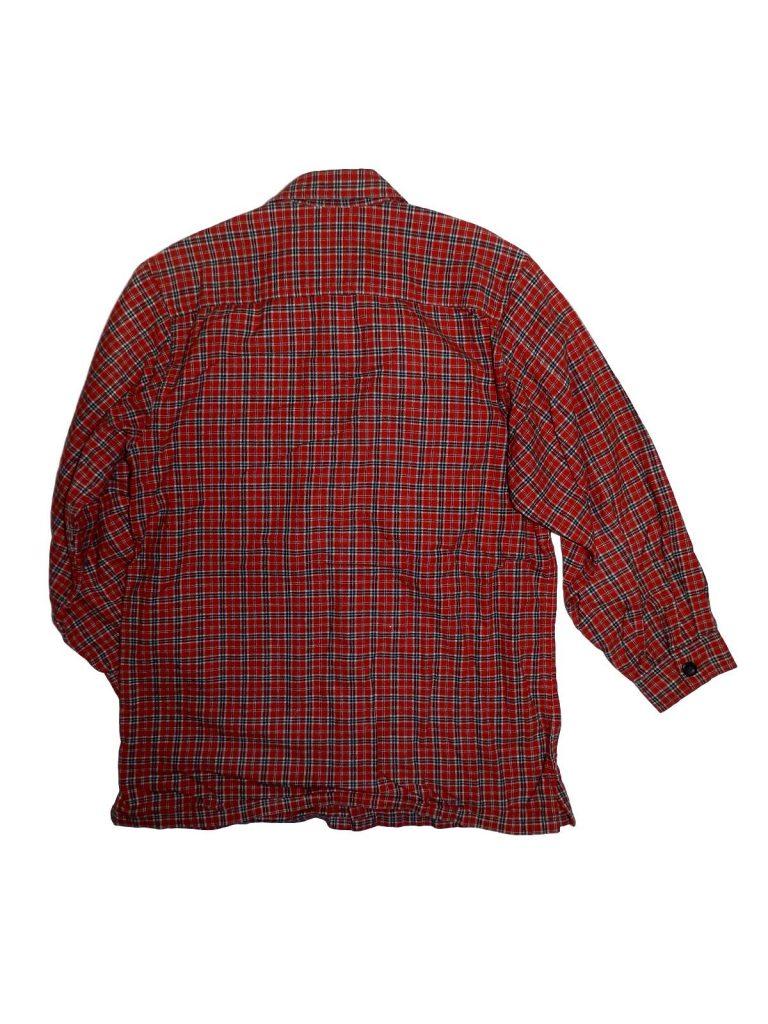 Hibátlan Egyéb márka Piros kockás ing (152)