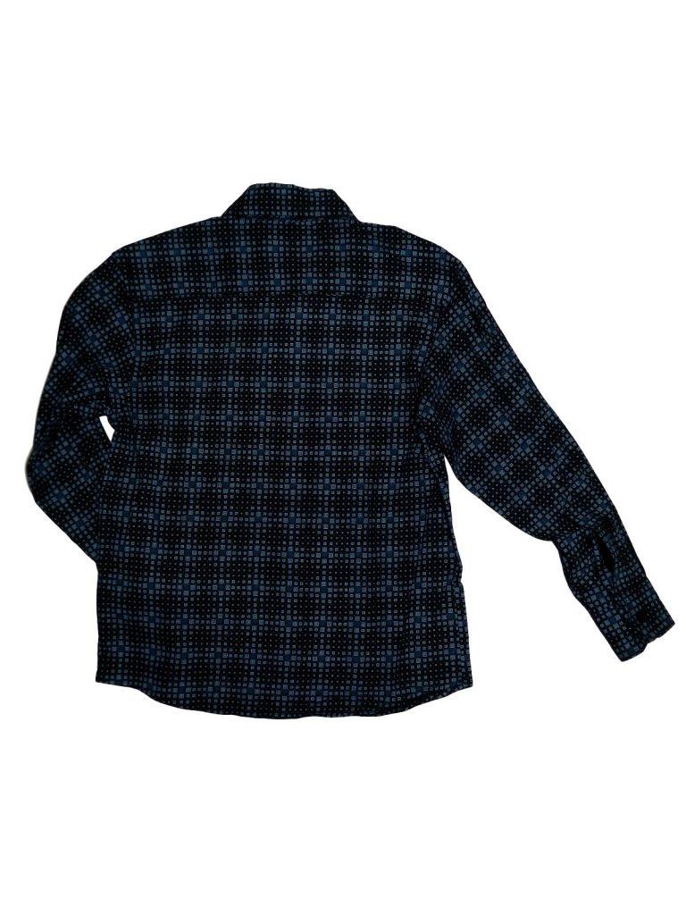 Újszerű Rebel Fekete, mintás ing (122-128)