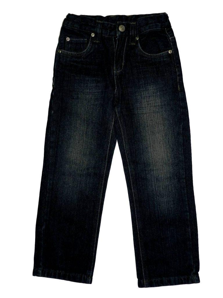 Hibátlan Egyéb márka Kék farmer nadrág (110)