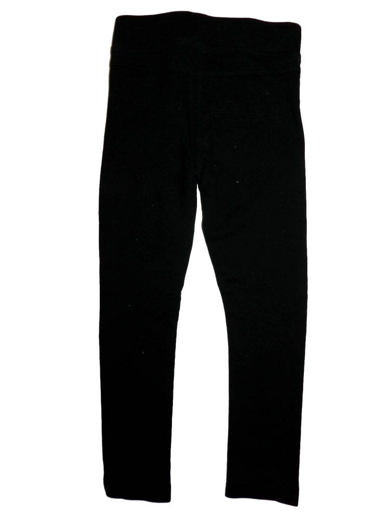 Újszerű Egyéb márka Fekete jeggings (116)