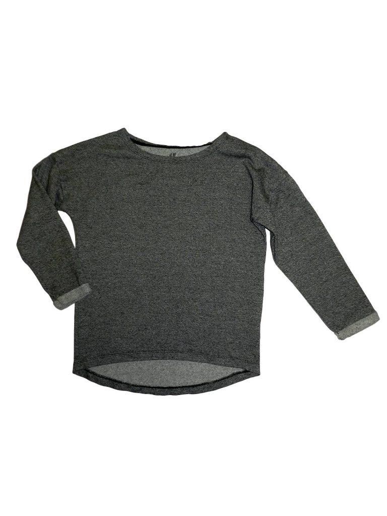 Újszerű H&M Szürke pulóver (158-164)