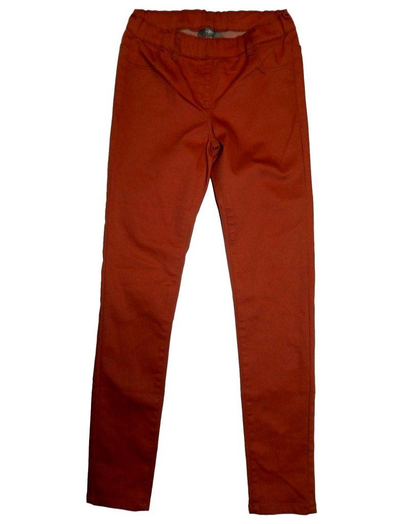 Újszerű Egyéb márka Tégla színű jeggings (158)
